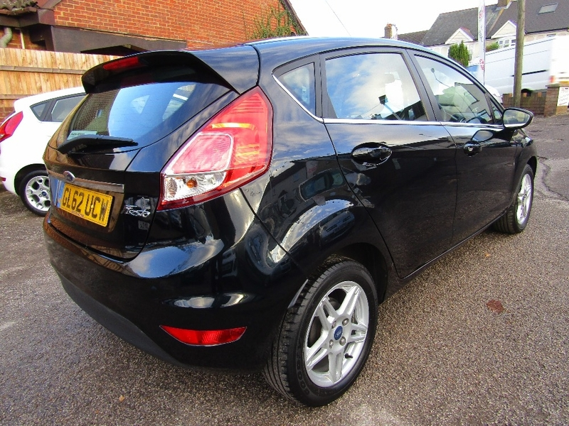 View FORD FIESTA ZETEC  Only 24,000 miles