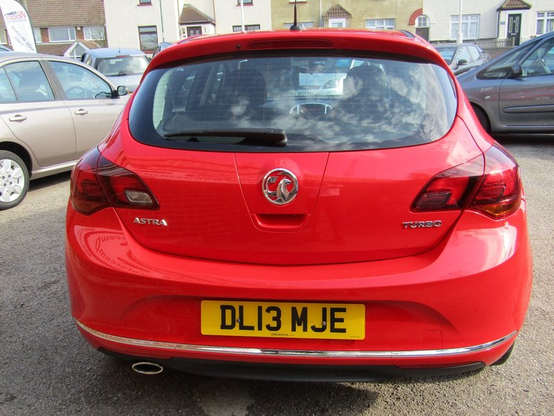 View VAUXHALL ASTRA SRI  Only 43,000 miles