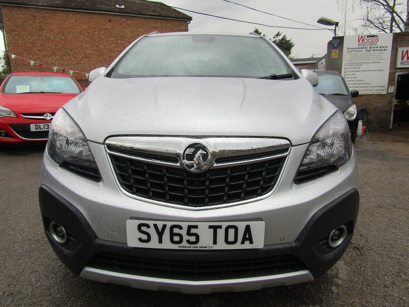 View VAUXHALL MOKKA SE S-S  Only 45,000 miles  ONE OWNER