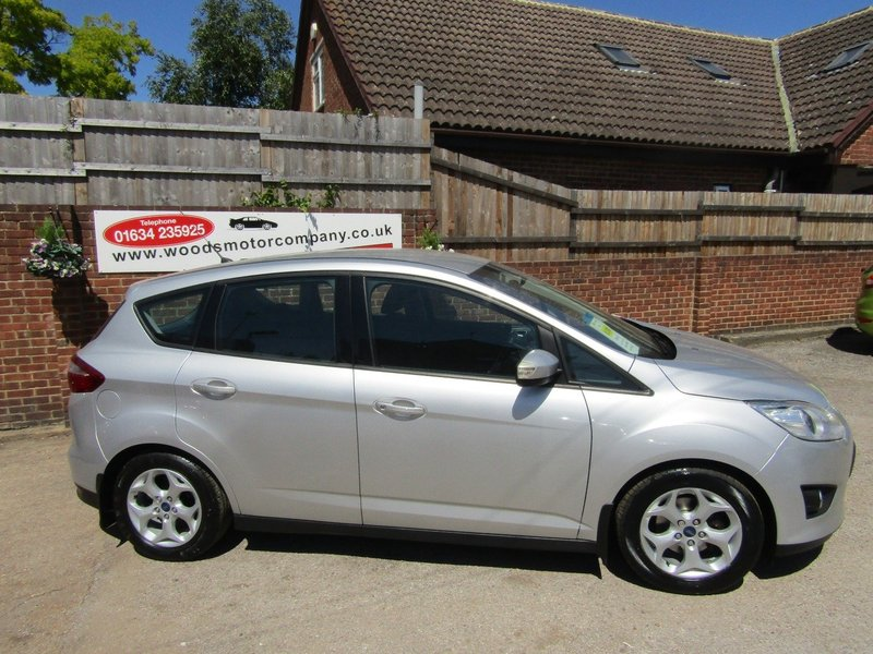View FORD C-MAX ZETEC  Only 45,000 miles