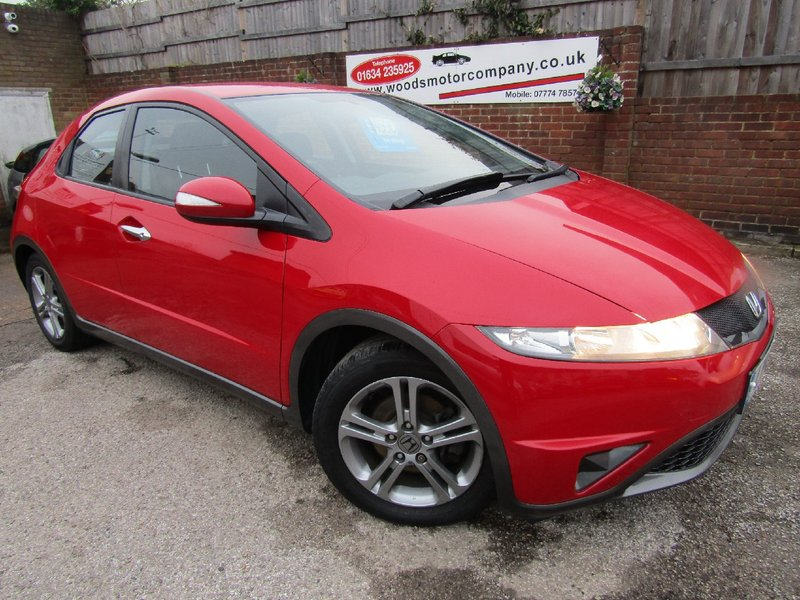 View HONDA CIVIC i-VTEC SE  Only 41,000 miles, Same Family Owned From New, Father and Daughter