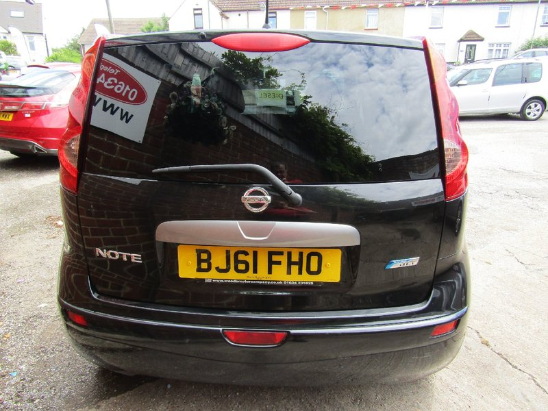 View NISSAN NOTE dCi 90 N-Tec DIESEL, Only 60,000 miles Only £20 Tax